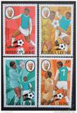 Poštovní známky Sierra Leone 1982 MS ve fotbale Mi# 674-77