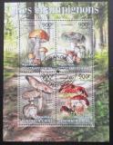 Poštovní známky SAR 2013 Houby Mi# 4181-84 Kat 16€