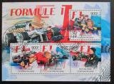 Poštovní známky SAR 2012 Formule 1 Mi# 3767-70 Kat 16€