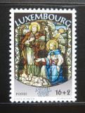 Lucembursko 1995 Vánoce, umění Mi# 1384