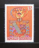 Rakousko 1991 Moderní umění, Rudolf Pointner Mi# 2045