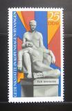 Poštovní známka DDR 1969 Památník, Kodaň Mi# 1512
