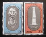 Poštovní známky DDR 1969 Olympijské hry Mi# 1489-90