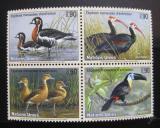 Poštovní známky OSN Ženeva 2003 Ohrožené druhy Mi# 466-69