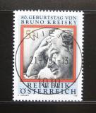 Poštovní známka Rakousko 1991 Bruno Kreisky, politik Mi# 2015