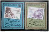 Poštovní známky OSN New York 1997 Filatelie Mi# 746-47