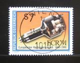 Poštovní známka Rakousko 1991 Kongres radiologů Mi# 2037