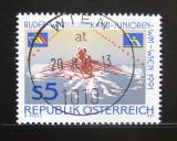 Poštovní známka Rakousko 1991 MS v kanoistice Mi# 2036