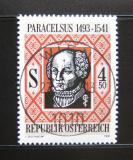 Poštovní známka Rakousko 1991 Paracelsus Mi# 2038