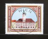 Poštovní známka Rakousko 1991 Radnice, St. Pölten Mi# 2034