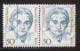 Poštovní známky Západní Berlín 1986 Christine Teusch Mi# 770