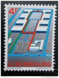 Poštovní známka Lucembursko 1974 Veletržní palác Mi# 885