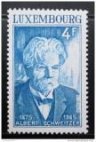 Poštovní známka Lucembursko 1975 Albert Schweitzer Mi# 908