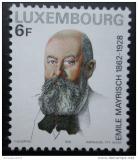 Poštovní známka Lucembursko 1978 Emile Mayrisch Mi# 971