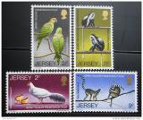 Poštovní známky Jersey 1971 Fauna Mi# 49-52