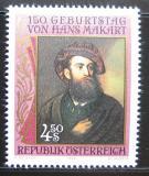 Poštovní známka Rakousko 1990 Hans Makart, malíř Mi# 1991