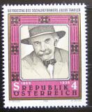 Poštovní známka Rakousko 1986 Julius Tandler Mi# 1856