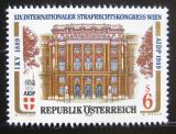Poštovní známka Rakousko 1989 Nejvyšší soud ve Vídni Mi# 1971