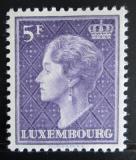 Poštovní známka Lucembursko 1958 Vévodkyně Charlotte Mi# 589
