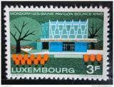 Poštovní známka Lucembursko 1968 Lázně Mondorf Mi# 773