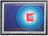 Poštovní známka Lucembursko 1968 Mezinárodní veletrh Mi# 774