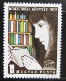 Poštovní známka Maďarsko 1972 Mezinárodní rok knihy Mi# 2759