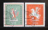 Poštovní známky Německo 1958 Folklór Mi# 286-87