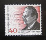 Poštovní známka Západní Berlín 1974 Adolf Slaby, rádiový technik Mi# 467