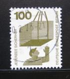 Poštovní známka Západní Berlín 1972 Zvedání nákladu Mi# 410