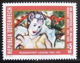 Poštovní známka Rakousko 1994 Umění, Herbert Boeckl Mi# 2122