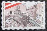 Poštovní známka Rakousko 1996 Číšník Mi# 2188