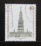 Poštovní známka Západní Berlín 1981 Památník vítězství Mi# 640