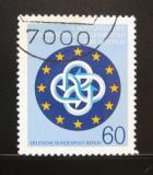 Poštovní známka Západní Berlín 1984 Ministerská konference Mi# 721