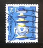 Poštovní známky Západní Berlín 1972 Král Mi# 438
