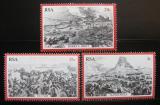 Poštovní známky JAR 1979 Válka Zulů Mi# 556-58