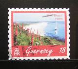 Poštovní známka Guernsey 1997 Shell Beach Mi# 736