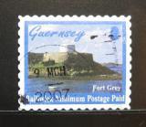 Poštovní známka Guernsey 1998 Pevnost Fort Grey Mi# 769