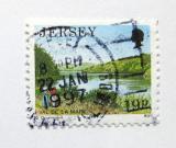 Poštovní známky Jersey 1989 Val de la Mare Mi# 474