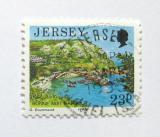 Poštovní známka Jersey 1990 Přístav Bonne Nuit Mi# 503