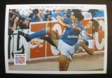 Poštovní známka Uganda 1993 MS ve fotbale Mi# Block 192