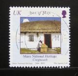 Poštovní známka Ostrov Man 2004 Historie Manu