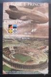 Poštovní známky Svatý Tomáš 1988 Výročí Berlína Mi# Block 180