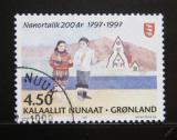 Poštovní známka Grónsko 1997 Nanortalik Mi# 312