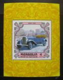 Poštovní známka Mongolsko 1980 Veterán Mi# Block 66