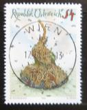 Poštovní známka Rakousko 1986 Moderní umění, Walter Schmögner Mi# 1865