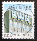 Poštovní známka Rakousko 1986 Federální obchodní komora Mi# 1871