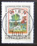 Poštovní známka Rakousko 1986 Kořen mandragory Mi# 1858