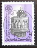 Poštovní známka Rakousko 1986 Protestantský zákon Mi# 1864