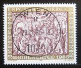 Poštovní známka Rakousko 1986 Umění, vánoce Mi# 1870