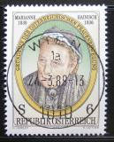Poštovní známka Rakousko 1989 Marianne Hainisch Mi# 1946